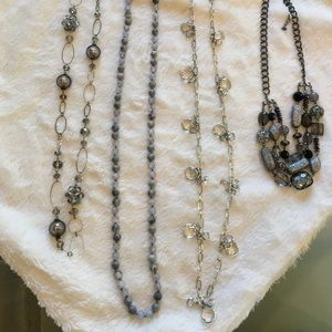 4 Necklace Bundle